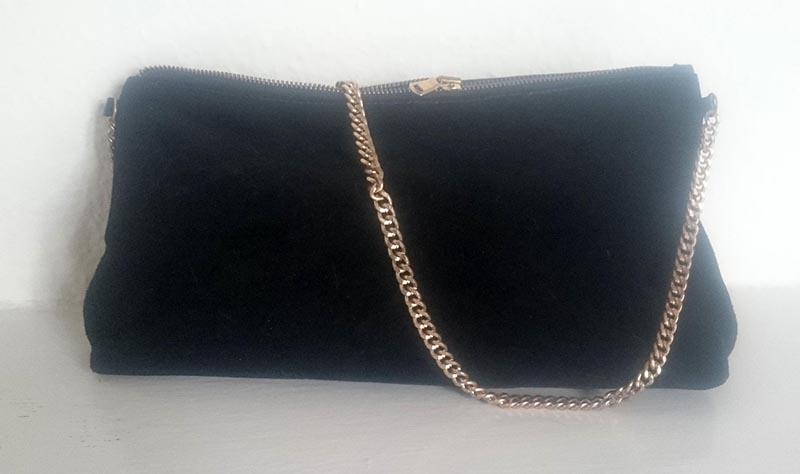 taske med kædehank