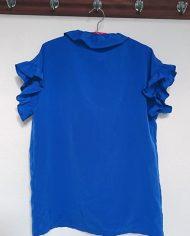 skjortebluse-flaeser-kongeblaa-paris-genbrug-trend-bagfra