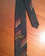 slips-slim-army-strib-1970-genbrug-trend-detalje