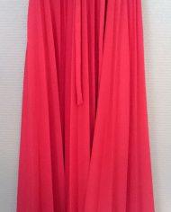 vintage-kjole-pink-flaeser-plisseret-trend-genbrug-detaljer-1