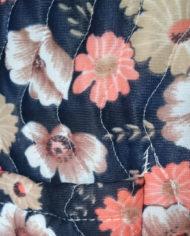 Housecoat – Quiltet – Retro – Genbrug – Trend – Mie Arida- Detalje – Fejl
