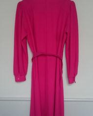 Kjole – Festlig – Pink – Retro – Genbrug – Trend – Mie Arida- Bagfra