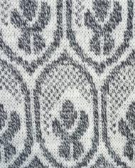 Strik – Sort og Hvid – Tapetmønster – Retro – Genbrug – Trend – Mie Arida – Detaljer