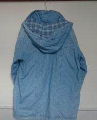 Jakke – Denim – Quiltet – Tern – 90's – Retro – Genbrug – Trend – Mie Arida – Bagfra