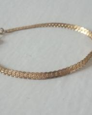Armbånd – Guld – Enkelt – Vintage – Genbrug – Trend – Mie Arida – Detaljer