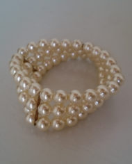 Armbånd – Perler – Guld – Vintage – Genbrug – Trend – Mie Arida – Detaljer