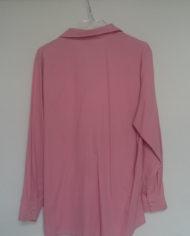 Skjorte – Lyserød – Oversize – 80'erne – Vintage – Genbrug – Trend – Mie Arida – Bagfra