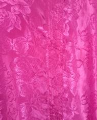 Skjorte – Pink – Oversize – Mønster – 80'erne – Vintage – Genbrug – Trend – Mie Arida – Detaljer