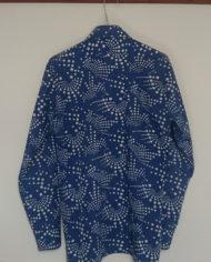 Herreskjorte – 70'er – Mønster – Retro – Genbrug – Trend – Mie Arida – Bagfra