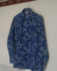 Herreskjorte – 70'er – Mønster – Retro – Genbrug – Trend – Mie Arida – Siden