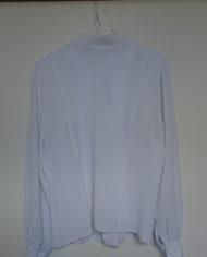 Skjorte – Crepe – Blonde – 80's – Vintage – Genbrug – Trend – Mie Arida – Bagfra