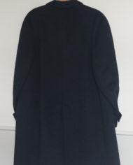 Frakke – Herre – Midi – Raglan – Uld – 60'erne – Vintage – Genbrug – Trend – Mie Arida – Bagfra