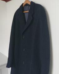 Frakke – Herre – Midi – Raglan – Uld – 60'erne – Vintage – Genbrug – Trend – Mie Arida – Siden