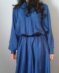 Skjortekjole – Flagermusærmer – Oversize – 80'erne – Retro – Genbrug – Trend – Mie Arida – Model