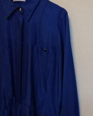 Skjortekjole – Flagermusærmer – Oversize – 80'erne – Retro – Genbrug – Trend – Mie Arida – Nærbillede 2