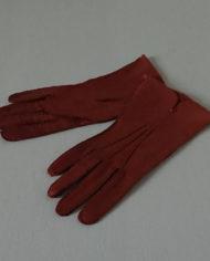 Handsker – Læder – Cognac – Vintage – Genbrug – Trend – Mie Arida – For og Bag