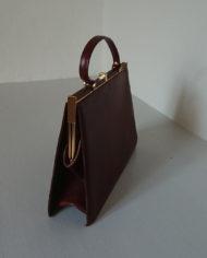 Taske – Læder – Cognac – Bon Gout – 60's – Vintage – Genbrug – Trend – Mie Arida – Siden