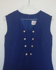 Kjole – Mini – Gogo – 60erne – Vintage – Genbrug – Trend – Mie Arida – Nærbillede