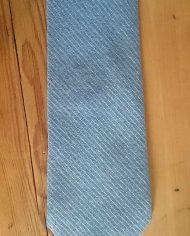 Retro – Slips – denimblå – Groft stof – Genbrug – Trend – Nærbillede 1