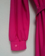 Kjole – Festlig – Pink – Retro – Genbrug – Trend – Mie Arida- Detalje