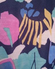 Kjole – 70's – Retro – Genbrug – Trend – Mie Arida – Nærbillede