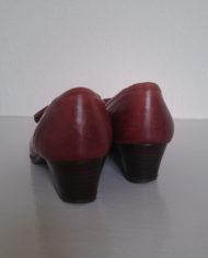 Sko – Læder – Loafer – Retro – Genbrug – Trend – Mie Arida – Bagfra