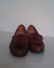 Sko – Læder – Loafer – Retro – Genbrug – Trend – Mie Arida – Forfra
