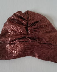 Turban – Limited Edition – Kobber – Upcycled – Genbrug – Trend – Mie Arida – Bagfra