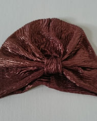 Turban – Limited Edition – Kobber – Upcycled – Genbrug – Trend – Mie Arida – Forfra