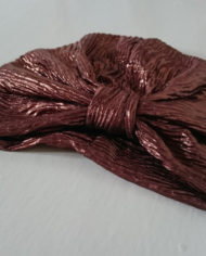 Turban – Limited Edition – Kobber – Upcycled – Genbrug – Trend – Mie Arida – Forfra 2
