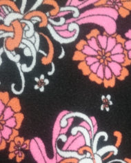 Bluse – Hippie – 70'erne – Blomster – Retro – Genbrug – Trend – Mie Arida – Mønster