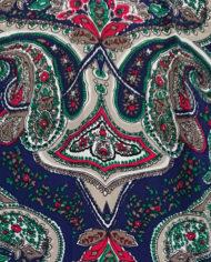 Kjole – Slå om effekt – Paisleymønster – Vintage – Genbrug – Trend – Mie Arida – Mønster