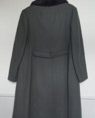 Frakke – Uld – Hellang – Mink – Uld – Quilt – 60'erne – Vintage – Genbrug – Trend – Mie Arida – Bagfra