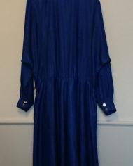 Skjortekjole – Flagermusærmer – Oversize – 80'erne – Retro – Genbrug – Trend – Mie Arida – Bagfra
