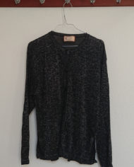 Cardigan – Glimmer – Late 90's – Retro – Genbrug – Trend – Mie Arida – Forfra