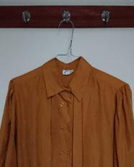 Skjorte – Silke – Feminin – Karry – Vintage – Genbrug – Trend – Mie Arida – Detaljer