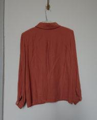 Skjorte – Silke – Quilt – Pudder – Vintage – Genbrug – Trend – Mie Arida – Bagfra
