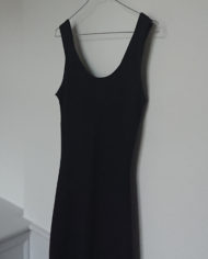 Kjole – Enkel – Hellang – 90's – Retro – Genbrug – Trend – Mie Arida – Siden