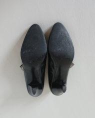 Sko – Pumps – Læder – Ruskind – Vintage – Genbrug – Trend – Mie Arida – Nedefra