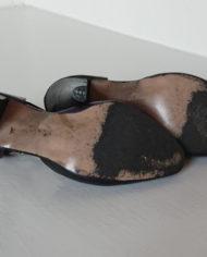 Sko – Pumps – Mary Janes – Læder – Vintage – Genbrug – Trend – Mie Arida – Nedefra