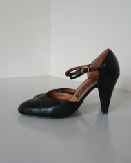 Sko – Pumps – Mary Janes – Læder – Vintage – Genbrug – Trend – Mie Arida – Siden
