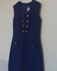 Kjole – Mini – Gogo – 60erne – Vintage – Genbrug – Trend – Mie Arida – Siden