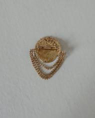 Broche – Perle – Kæde – Guld – Vintage – Retro – Genbrug – Trend – Mie Arida – Bagfra